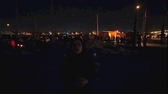 انفجار در تقاطع خیابانهای صدرا و شورا در زاهدان
