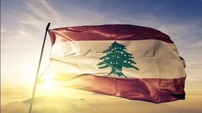 پرچم لبنان