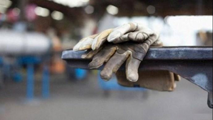 دعوت کارگران به همبستگی توسط یک کارگر شرکت نفت
