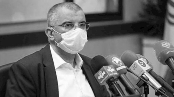 حریرچی معاون وزارت بهداشت رژیم