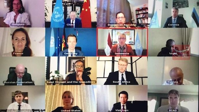 جلسه شورای امنیت ملل متحد