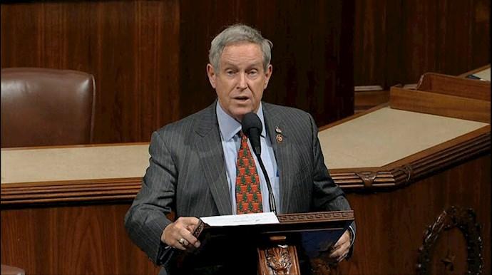 جو ویلسون عضو مجلس نمایندگان آمریکا