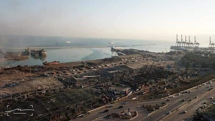 انفجار در بیروت؛ بیش از ۱۰۰ کشته و هزاران زخمی - 13