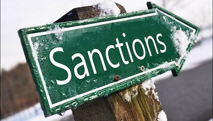 تحریمها علیه رژٰیم ایران