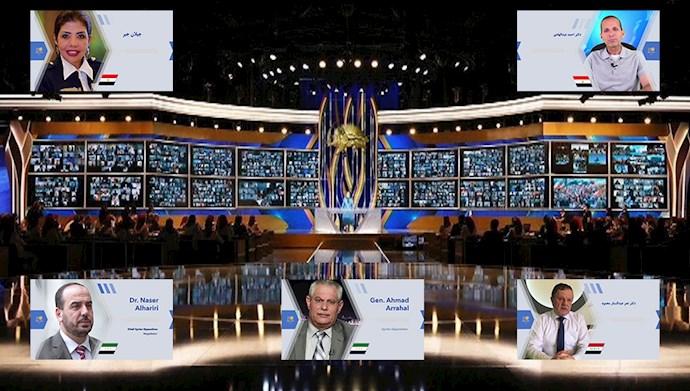 گردهمایی جهانی ایران آزاد