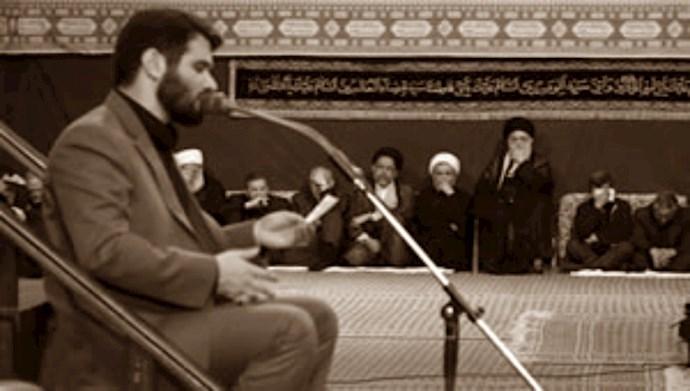 مداحان و دین فروشی آخوندها