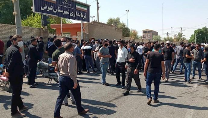هفتاد و یکمین روز اعتصاب کارگران نیشکر هفتتپه