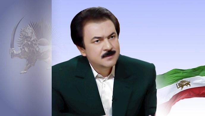مسعود رجوی مسئول شورای ملی مقاومت ایران