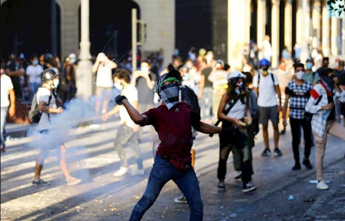 دومین روز تظاهرات مردم لبنان - 3