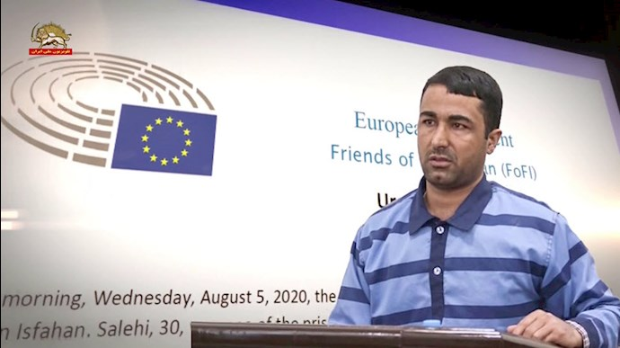 بیانیه فوری دوستان ایران آزاد در محکومیت اعدام مصطفی صالحی از دستگیر شدگان قیام دی ۹۶