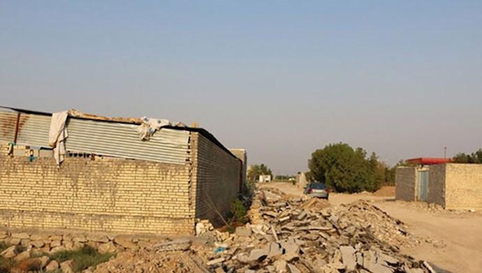 روستای ابوالفضل در کیانشهر اهواز