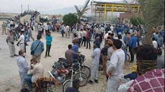 اعتصاب و اعتراض سراسری کارگران صنایع نفت، پتروشیمی