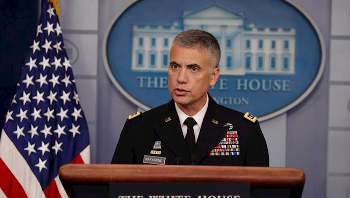 ژنرال پال میکی ناکاسونی، رئیس آژانس امنیت ملی و ریاست فرماندهی سایبری  آمریکا