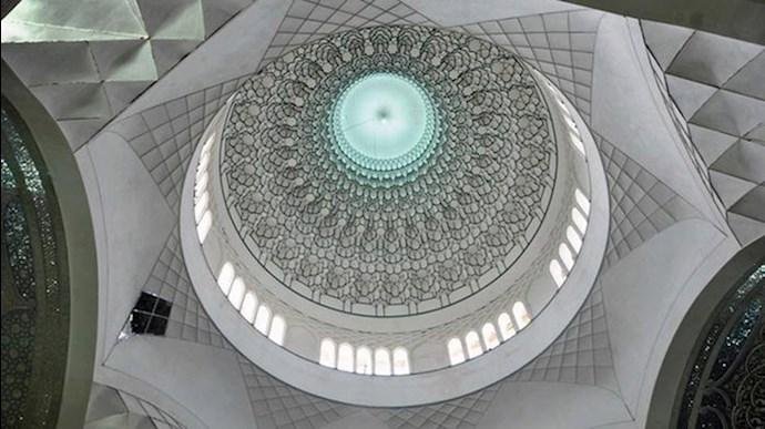قبر خمینی ملعون