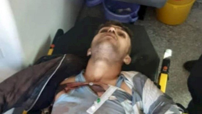 قتل وحشیانه یک کولبر توسط جنایتکاران رژیم