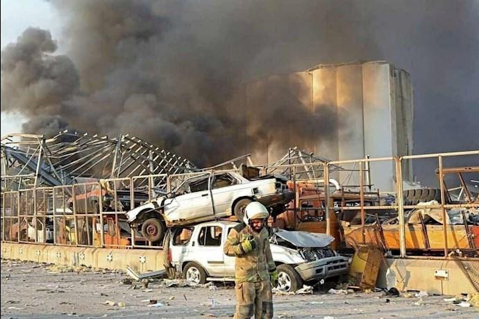 انفجار در بیروت؛ بیش از ۱۰۰ کشته و هزاران زخمی - 5