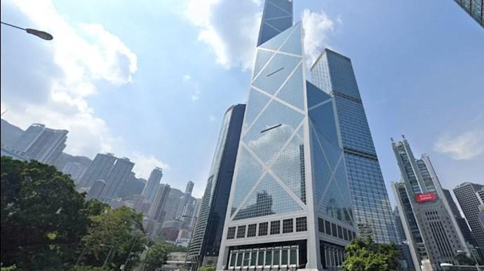 بانک چینی - عکس از آرشیو