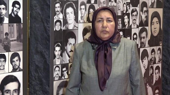 زندانی سیاسی پروین فیروزان