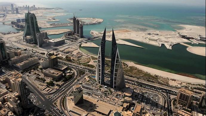 جریمه بانکهای رژیم ایران در بحرین