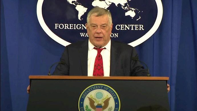 مایکل کوزاک دستیار وزیر خارجه آمریکا