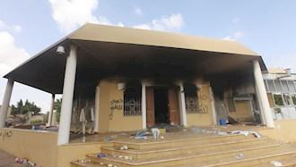 حمله به سفارت آمریکا در بنغازی
