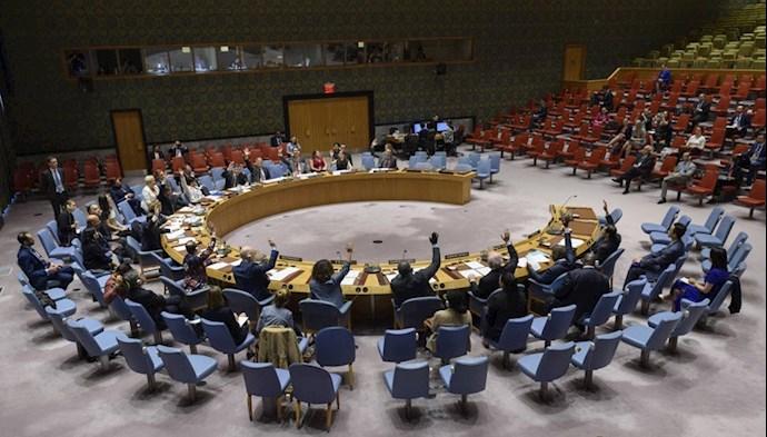 اجلاس شورای امنیت ملل متحد - عکس از آرشیو