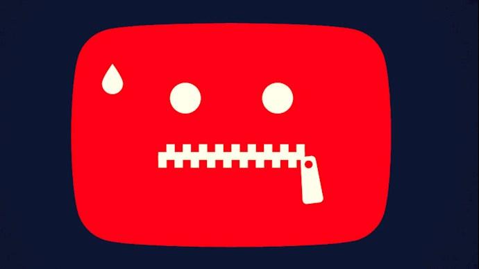 سانسور رسانهها در حاکمیت آخوندها
