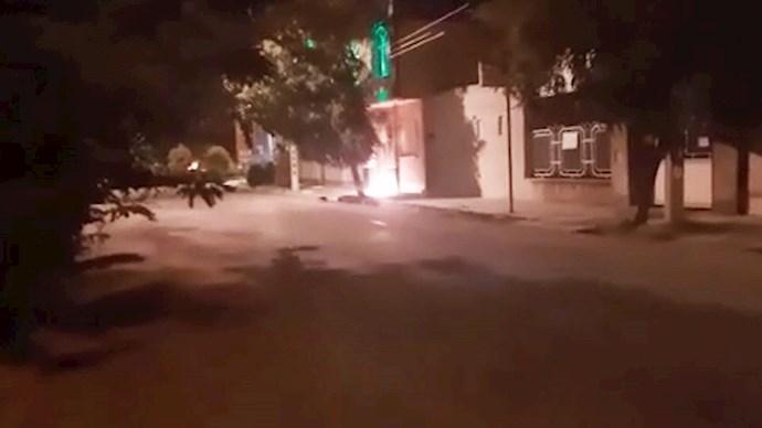 فعالیت کانونهای شورشی در شهرهای میهن