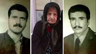 درگذشت مادر مجاهد پایدار