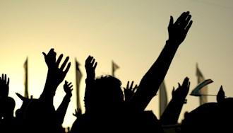 اعتراض کارگران - عکس از آرشیو