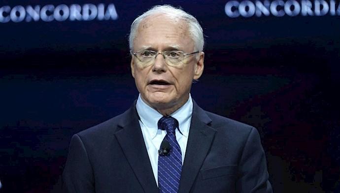جیمز جفری نماینده وزارت خارجه آمریکا در امور سوریه