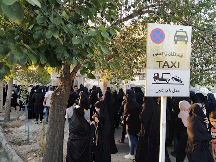 -تبریز رعایت نشدن پروتکل بهداشتی