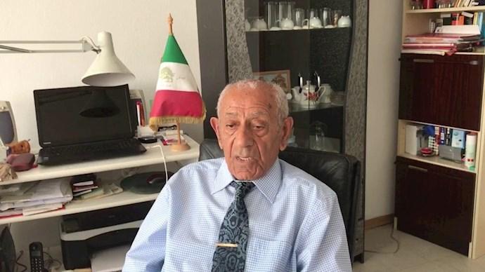 پدر شجاعی - خانواده شهیدان قتلعام
