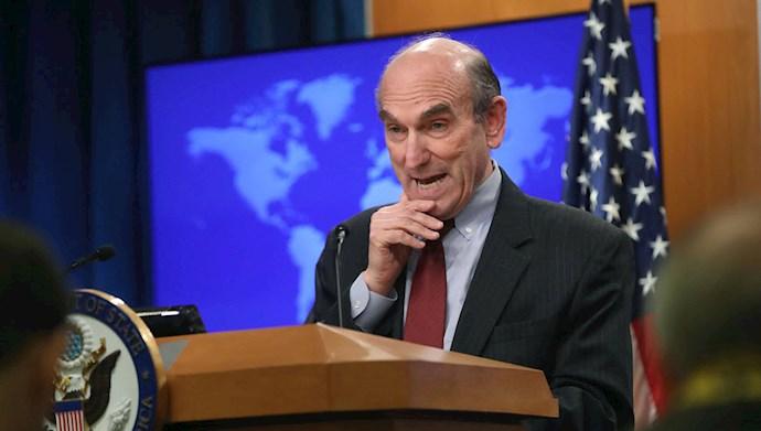 الیوت ابرامز نماینده ویژه وزارتخارجه آمریکا برای ایران
