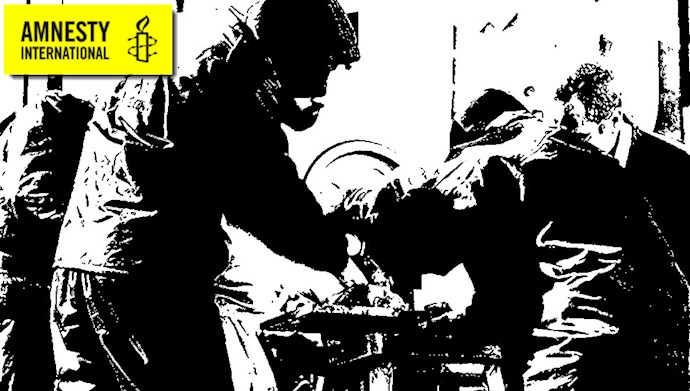 اقدام ضدانسانی قطع دست در رژیم آخوندی- عکس ازآرشیو