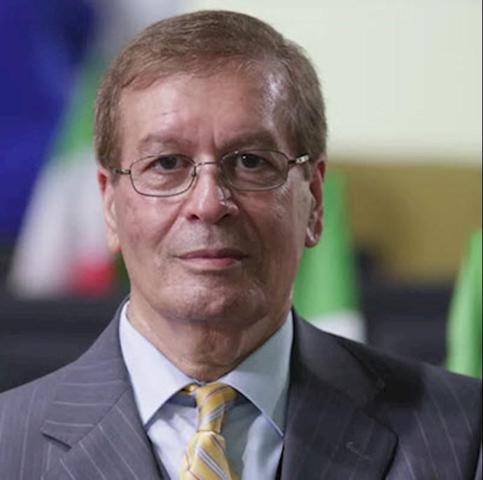 حسین جهانسوز عضو شورای ملی مقاومت ایران