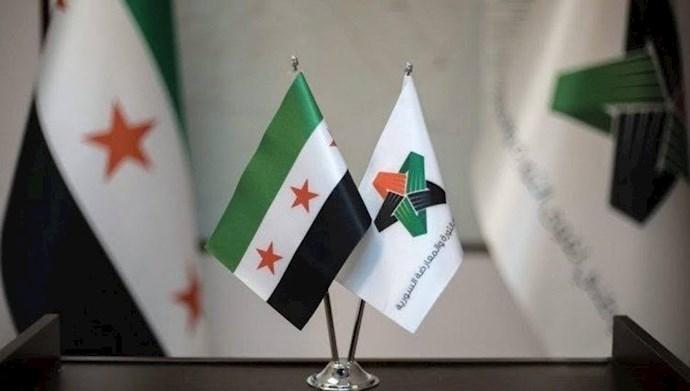 حمایت اپوزیسیون سوریه از تحریمهای آمریکا علیه رژیم آخوندی