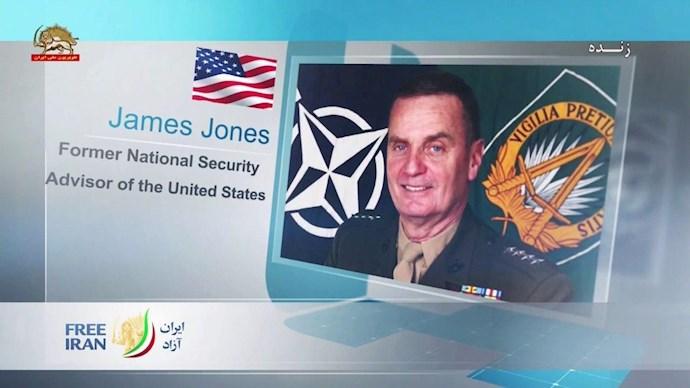 ژنرال جیمز جونز - نخستین مشاور امنیت ملی رئیسجمهور اوباما - 0