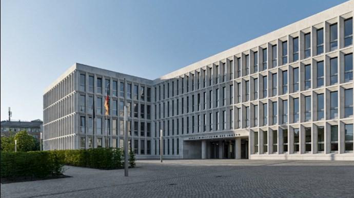 وزارت خارجه  آلمان در برلین