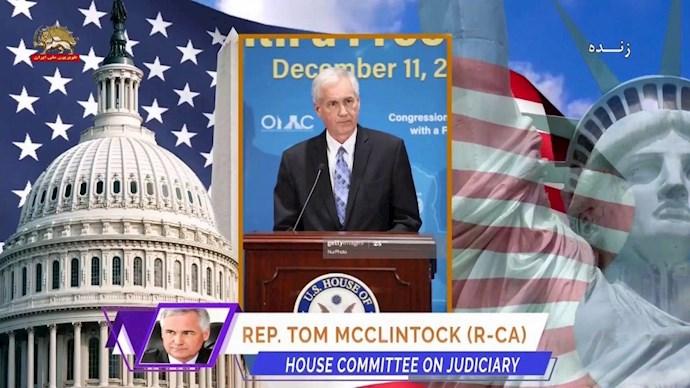 تام مک کلینتاک نماینده کنگره آمریکا - 0