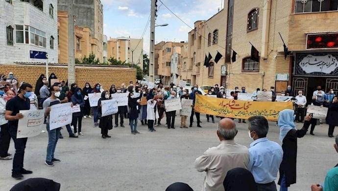 اعتراض فعالان محیطزیست به فعالیت معدن بوکسیتتاش در شاهرود