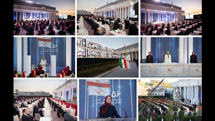 کنفرانس اپوریسیون ایران در آلبانی