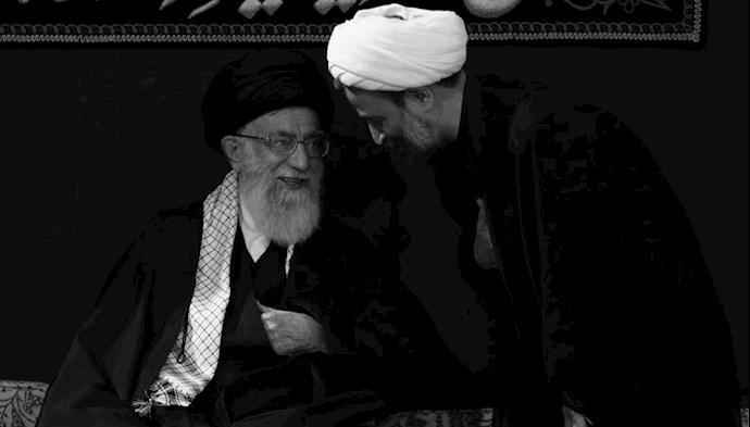 آخوند پناهیان - خامنهای