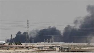 حملۀ  پهپادها به تاسیسات «بقیق» و «خریص» متعلق به شرکت نفتی دولتی آرامکو