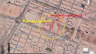 احداث بلوار بر مزار شهدا در آرامگاه بهشتآباد اهواز