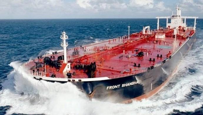 بنزین مصادره شده رژیم ایران در مسیر تگزاس