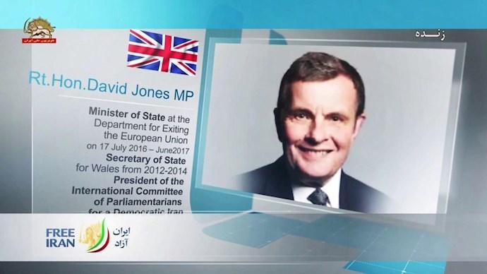 دیوید جونز نماینده پارلمان انگلستان - 0