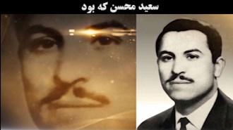 سعید محسن که بود