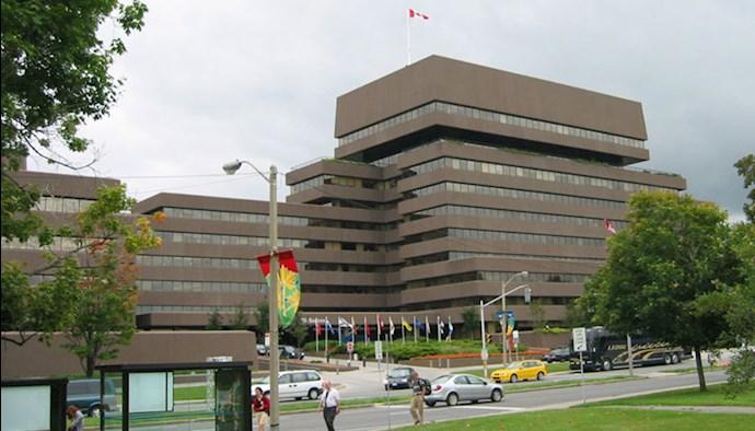 وزارت خارجه کانادا