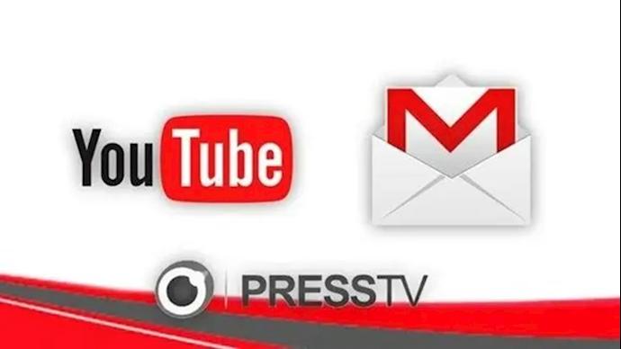 گوگل حسابهای کاربری پرستی.وی رژیم در یوتیوب را بست